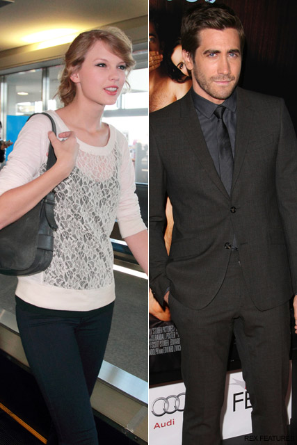 Jake Gyllenhaal Taylor Swift - Celebrity News - Marie Claire
