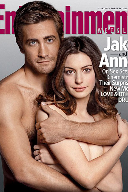 Anne Hathaway and Jake Gyllenhaal - PICS! Anne Hathaway and Jake Gyllenhaal