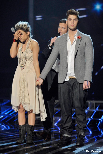 Katie Waissel facing X Factor axe? - latest, news, contestants, broken, rules, show, producers, single, Moving Mountains, released, US, Marie Claire