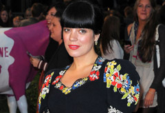 Lily Allen - It?s a boy for Lily Allen - Lily Allen pregnant - Lily Allen baby - Celebrity News - Marie Claire