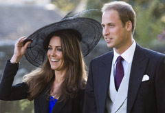 Prince William Kate Middleton S Wedding To Be Marked With Bank Holiday