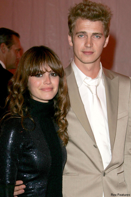 Rachel Bilson and Hayden Christensen back together?