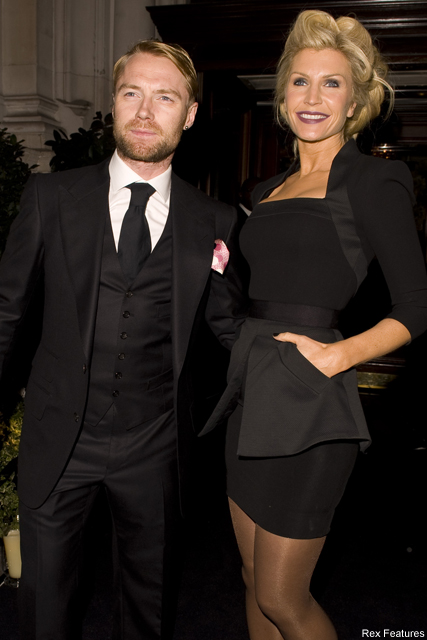 Ronan Keating apologises for affair on new album