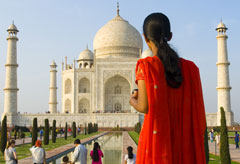Indian woman in sari, world news, health news, Marie Claire