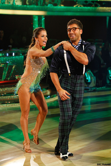 Gavin Henson - Strictly Come Dancing - Marie Claire