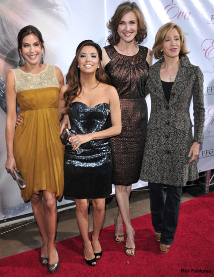 Desperate Housewives - Teri Hatcher Quitting Desperate Housewives? - Desperate Housewives - Celebrity News - Marie Claire