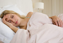 Woman sleeping - News - Marie Claire