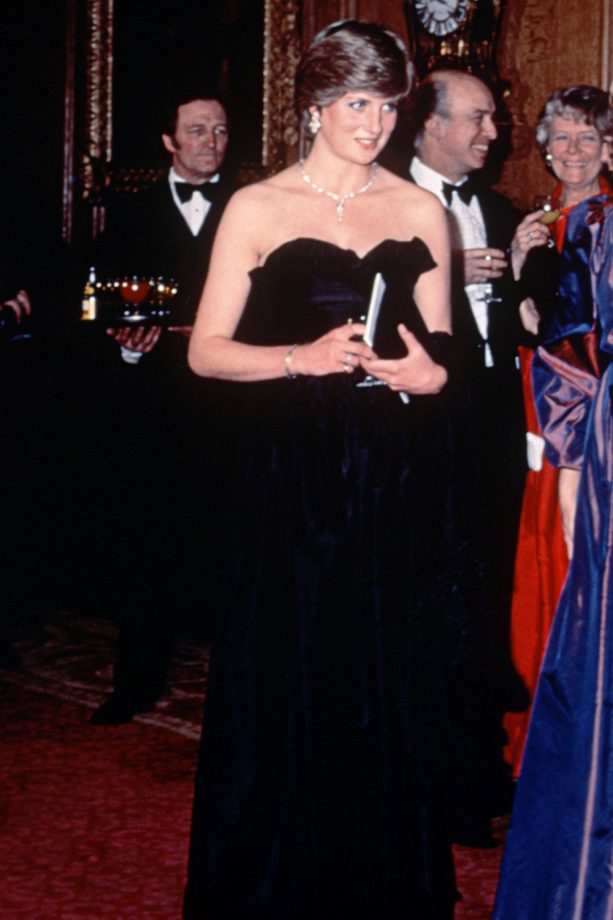Princess Dianas Most Iconic Style Moments From Revenge Dress To Wedding