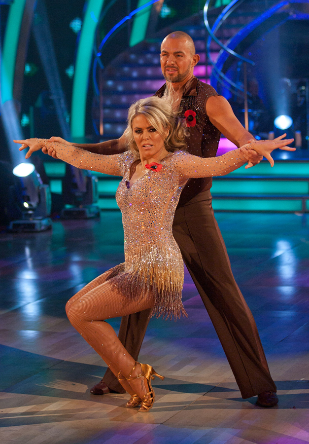 Felicity Kendal defends Ann Widdecombe after getting Strictly boot