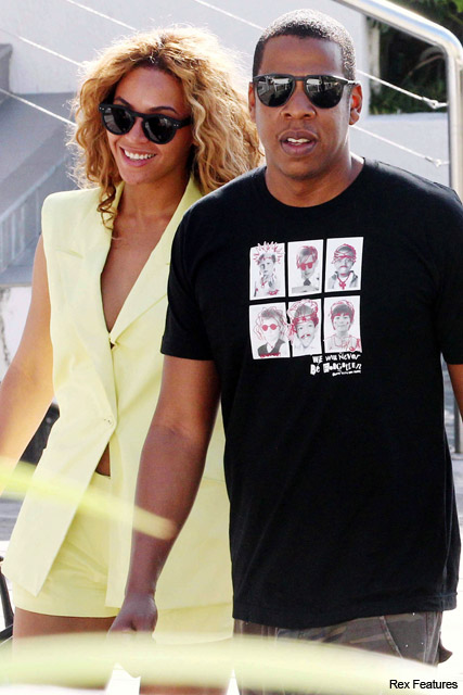 Beyonce and Jay-Z - Beyonce