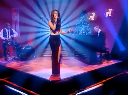 Cheryl Cole - WATCH: Cheryl Cole