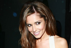 Cheryl Cole out for dinner with Nicola Roberts at Nobu