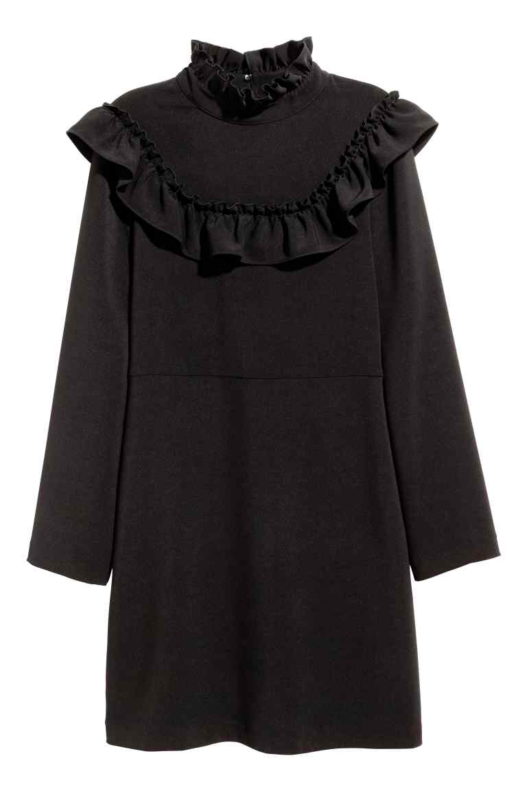 Black dress in h m - The Marie Claire Lbd Edit 25 Little Black Dresses We Re Lusting After