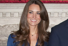 Kate Middleton engagement dress copy sells out in 1 hour, Marie Claire
