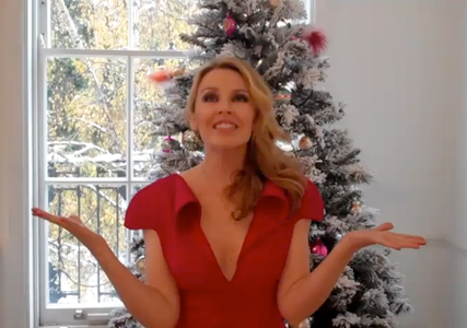 Kylie Minogue - Christmas message