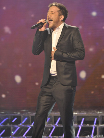 Matt Cardle - X Factor - X Factor Winner - Xfactor - Matt Cardle X Factor - X Factor winner