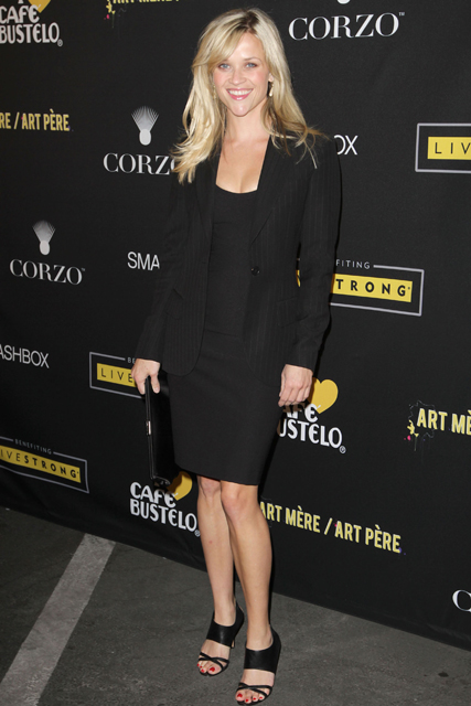 Reese Witherspoon - Reese Witherspoon Style Highs and Lows - Celebrity - Marie Claire