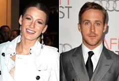 Blake Lively and Ryan Gosling dating rumours - new couple?