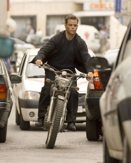 Matt Damon - Matt Damon to take on Universal over fourth Bourne movie? - Celebrity News -  Marie Claire