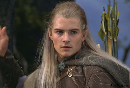Orlando Bloom - Orlando Bloom?s  million Hobbit cameo - Lord of the Rings - The Hobbit - Celebrity News - Marie Claire