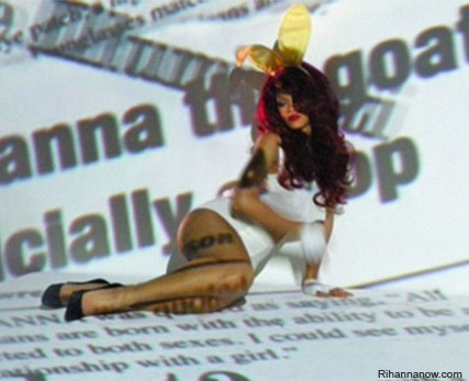 Rihanna - PICS: Rihanna gets risqué in her brand new video - Rihanna S&M - S&M - Celebrity News - Marie Claire - Marie Claire UK
