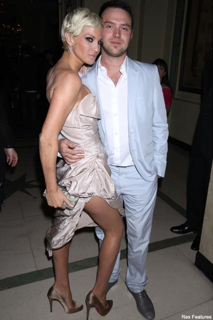 Sarah Harding and Tom Crane - Sarah Harding and Tom Crane engaged - Engaged - Celebrity News - Marie Claire
