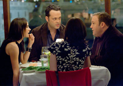 The Dilemma - Vince Vaughn - Jennifer Connelly - Winona Ryder - Kevin James - Celebrity - Marie Claire