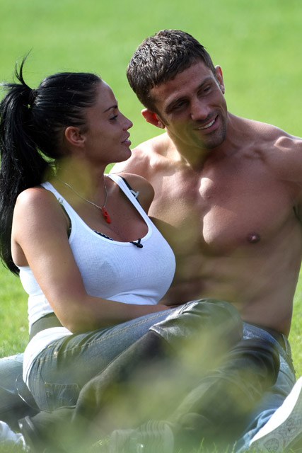 Katie Price and Alex Reid relationship in pics - confirms, split, marriage, over, break, up, celebrity, news, Marie Claire