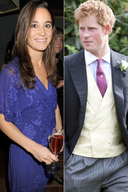 Pippa Middleton, Prince Harry - best man, maid of honour, Prince William, Kate Middleton, royal wedding, Marie Claire
