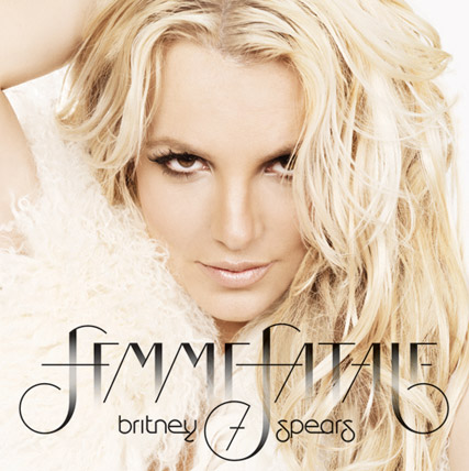 Britney Spears Femme Fatale album - new, cover, first, look, Hold It Against Me, single, celebrity, news, Marie Claire
