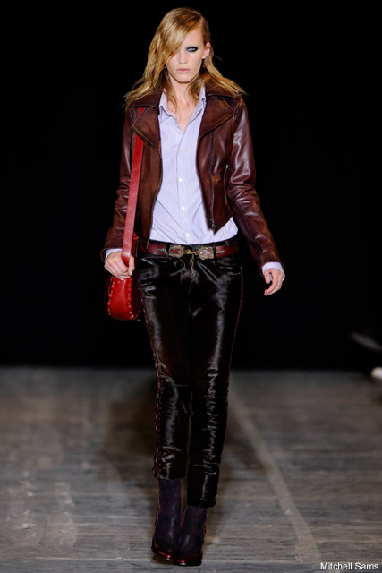 Diesel Black Gold Autumn Winter 2011 Catwalk Photos