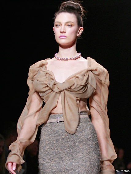 Donna Karan Autumn Winter 2011-New York Fashion Week
