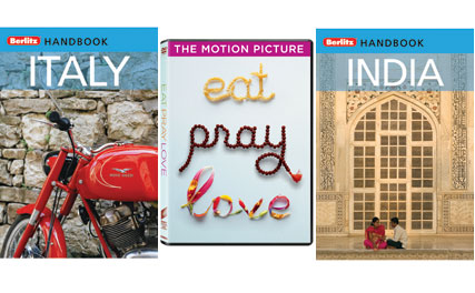 Eat Pray Love competition