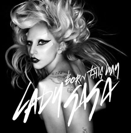 Lady Gaga - FIRST LOOK! Lady Gaga?s new album cover - Born This Way - Lady Gaga Born This Way - Celebrity News - Marie Claire - Marie Claire UK
