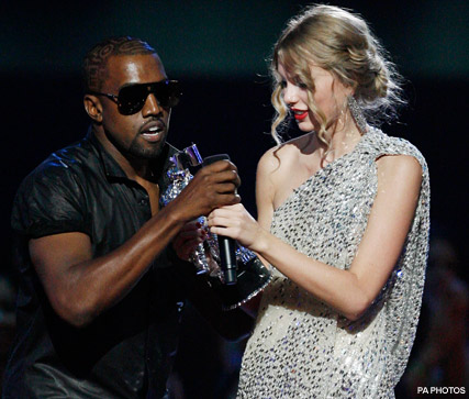 Kanye West & Taylor Swift - Lily Allen?s fury over controversial Kanye West Tweet - Lily Allen Kanye West - Tweet - Lily Allen - Kanye West - Marie Claire - Marie Clarie UK