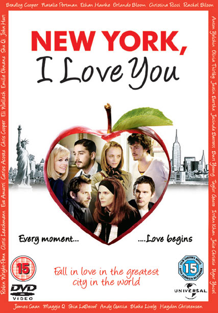 New York, I Love You - Win! New York, I Love You on DVD - Celebrity News - Competitions - Marie Clarie - Marie Claire UK