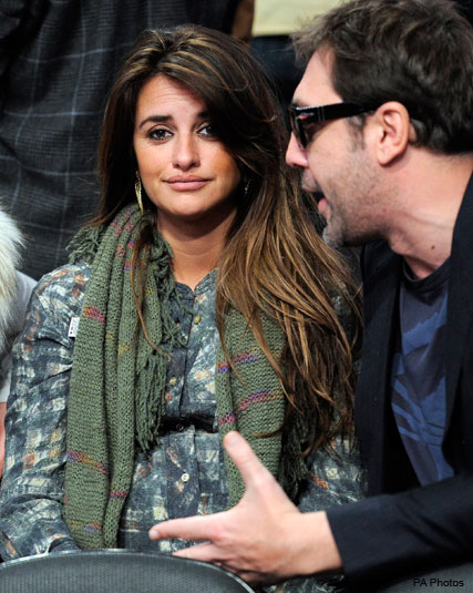 Penelope Cruz Javier Bardem -Penélope Cruz and Javier Bardem ?doing great
