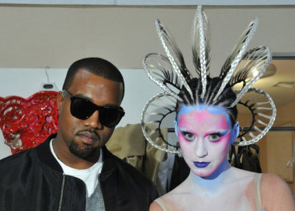 Katy Perry E.T. featuring Kanye West - alien, costume, outfit, listen, hear, new, single, video, Marie Claire
