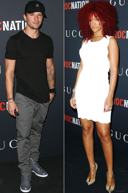 Rihanna & Ryan Phillippe - Rihanna - Ryan Phillippe - Dating - Rihanna Birthday - Celebrity News - Rihanna Dating - Marie Claire - Marie Claire UK