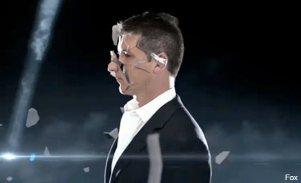 Simon Cowell X Factor US advert - American, X Factor, 2011, America, watch, first, two, second, advert, teaser, trailer, He