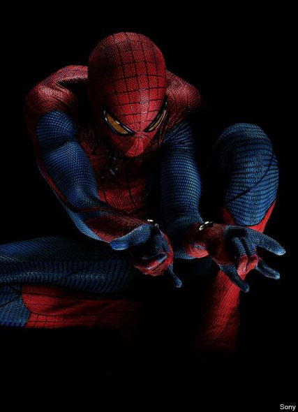 Spider-Man - Spider-Man movie name revealed! - The Amazing Spider-Man - Spider Man - Spiderman - Spider-Man movie pictures - Spider Man 4 - Andrew Garfield - Celebrity News - Mari Claire - Marie Claire UK