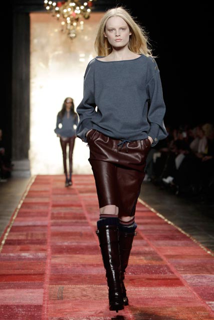 Tommy Hilfiger Autumn Winter 2011 Collection New York Fashion Week