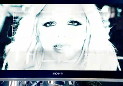 Britney Spears Hold it Against Me Video - Product Placement
