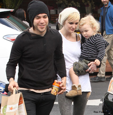 Ashlee Simpson and Pete Wentz - Ashlee Simpson and Pete Wentz split - Ashlee Simpson and Pete Wentz divorce - Celebrity Splits - Celebrity News - Marie Claire - Marie Claire UK