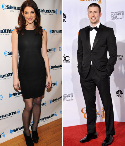 Ashley Greene dating Chris Evans?