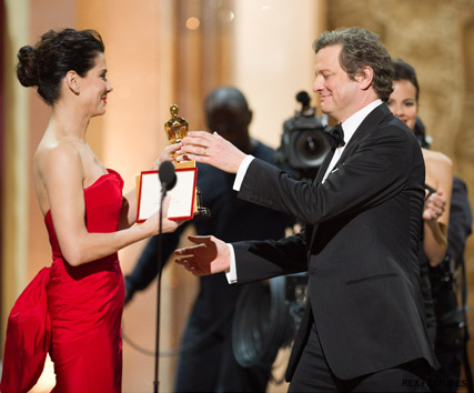 Colin Firth - Oscar-winner Colin Firth thanks fans for support - Colin Firth Oscars - Oscars 2011 - Acceptance - Speech - Colin Firth Oscars - Celebrity News - Marie Claire - Marie Claire UK