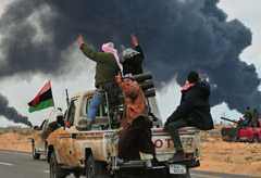 Troops in Libya - World News - Marie Claire - Marie Claire UK