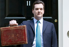 Budget 2011: George Osborne to raise income tax threshold - plans budget boost for homebuyers and drivers