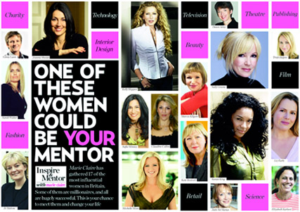 Inspire & Mentor 2010 Campaign