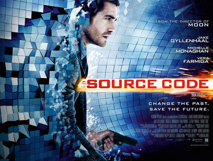 Jake Gyllenhaal - Source Code - Jake Gyllenhaal Source Code - Source Code exclusive clip - FIRST LOOK! Jake Gyllenhaal in Source Code - Marie Claire - Marie Claire UK